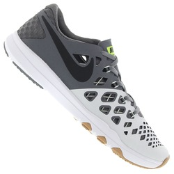 Tênis Nike Train Speed 4 - Masculino - CINZA ESC/CINZA CLA