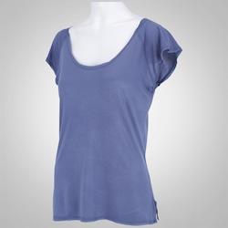 Camiseta Oxer Ari New - Feminina - AZUL ESCURO
