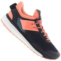Tênis adidas Response Boost 3 - Feminino - PRETO/ROSA CLA