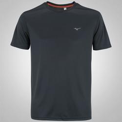 Camiseta Mizuno Run Spark 2 - Masculina - CINZA