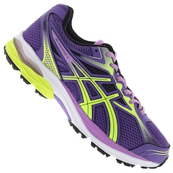 Tênis Asics Gel Equation 9 - Feminino - ROXO/VERDE CLA