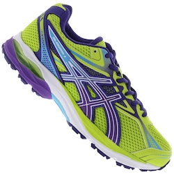 Tênis Asics Gel Equation 9 - Feminino - VERDE CLA/AZUL