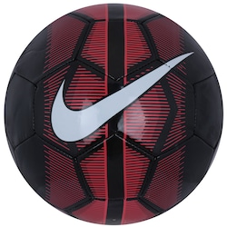 Bola de Futebol de Campo Nike Mercurial Fade FA16 - PRETO/LARANJA