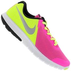 Tênis Nike Flex Experience 5 Feminino - Infantil - Rosa/Verde Cla