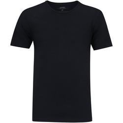 Camiseta Oxer Básica - Masculina - PRETO/CINZA ESC