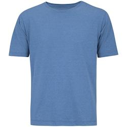 Camiseta Oxer Básica - Masculina - Azul Mescla