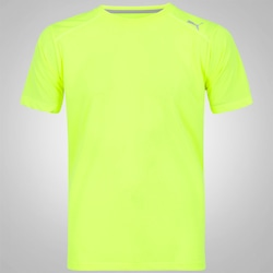 Camiseta Puma PT ESS Dry - Masculina - VERDE CLARO