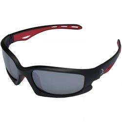 Óculos de Sol Oxer HS14020 - Unissex - PRETO/VERMELHO