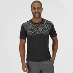 Camiseta Oxer Reflective Print - Masculina - PRETO