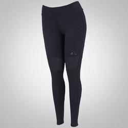 Calça Legging adidas Vwo Long Tight - Feminina - CINZA ESCURO