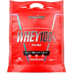 Whey Protein Integralmédica Super Whey 100% - Chocolate - 907g