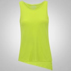 Camiseta Regata Oxer Ikat 2 - Feminina - VERDE CLARO