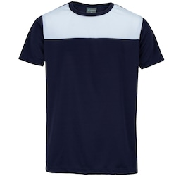 Camisa Adams Soccer - Infantil - AZUL ESC/BRANCO