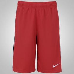 Bermuda Nike Acceler8 - Infantil - Vermelho Preto - Nike - Centauro BR e64c645fe33c8