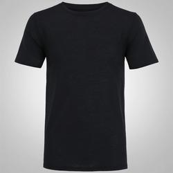 Camiseta Nike Tri Blend Solid - Masculina - PRETO