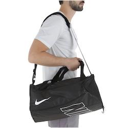 Mala Nike Ya Alpha Adapt Crossbody Duffel - PRETO
