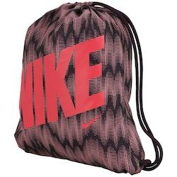 Gym Sack Nike Y NK Gmsk GFX - VINHO/VERMELHO