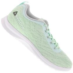 Tênis Reebok Walk Ahead - Feminino - Verde Claro/Branco
