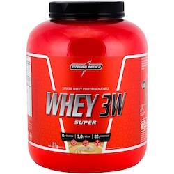 Whey Protein Integralmédica Super Whey 3W - Baunilha - 1,8Kg