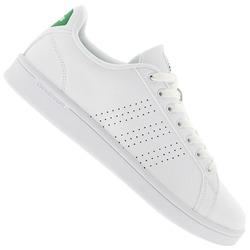 tenis-adidas-neo-cloudfoam-advantage-clean-masculino-branco