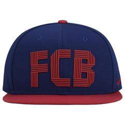 Boné Aba Reta Nike Barcelona Squad - Snapback - Adulto - Azul Esc vermelho e5a41d9fb8856