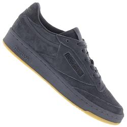 tenis-reebok-club-c-85-tg-masculino-azul-escuro
