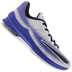 Tênis Nike Air Max Infuriate Low - Masculino - BRANCO/AZUL