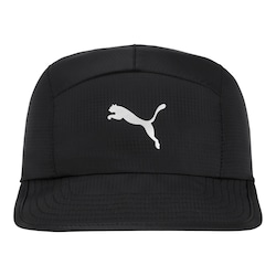 Boné Puma Packable Running - Strapback - Adulto - PRETO