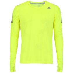 camiseta-manga-longa-adidas-response-masculina-verde-claro