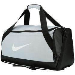 Mala Nike Brasilia Duffel Medium - 61 Litros - CINZA CLA/PRETO