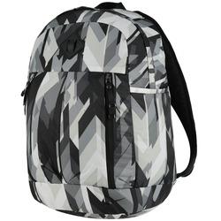 Mochila Nike Auralux Backpack Print - CINZA/PRETO