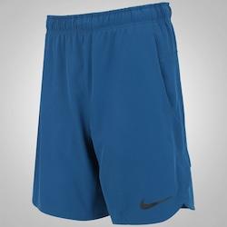 Bermuda Nike Flex Ventilation - Masculina - PETROLEO