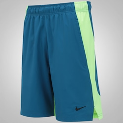 Bermuda Nike Flex Woven - Masculina - PETROLEO