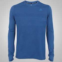 camiseta-manga-longa-adidas-supernova-masculina-azul