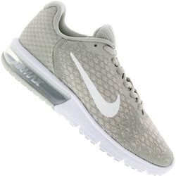 Tênis Nike Air Max Sequent 2 - Feminino - CINZA