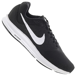 Tênis Nike Downshifter 7 - Feminino - PRETO/BRANCO