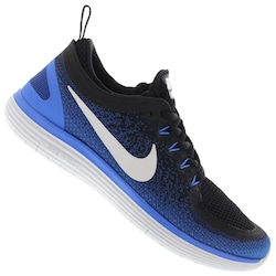 Tênis Nike Free RN Distance 2 - Masculino - AZUL ESC/AZUL