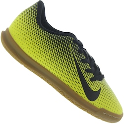 Chuteira Futsal Nike Bravata II IC - Infantil - Amarelo/Preto