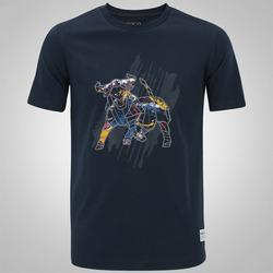Camiseta Puma Red Bull Racing Graphic 2 - Masculina - AZUL ESCURO
