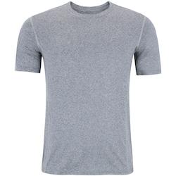 Camiseta Oxer Elastizada - Masculina - CINZA