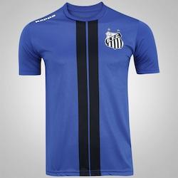 Camiseta do Santos 2017 Dorval Kappa - Masculina - AZUL