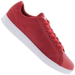 tenis-adidas-neo-vs-advantage-clean-masculino-vermelho