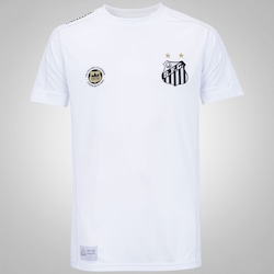 Camisa do Santos I 2017 Kappa - Masculina - BRANCO