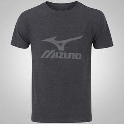 Camiseta Mizuno Soft - Masculina - CINZA ESCURO
