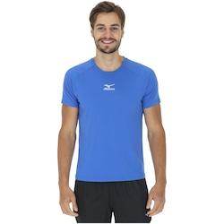 Camiseta Mizuno Bio - Masculina - AZUL ESCURO