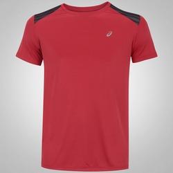 Camiseta Asics FuzeX - Masculina - VERMELHO