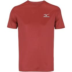 Camiseta Mizuno New - Masculina - VERMELHO