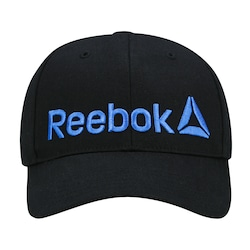 Boné Reebok U Logo - Snapback - Infantil - PRETO