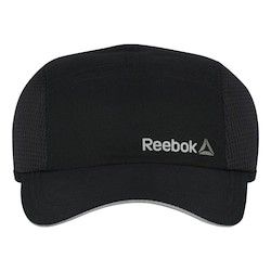 Boné Reebok One Series Running Performance - Strapback - 5 Panel - Adulto - PRETO