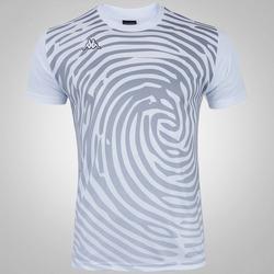 Camisa Kappa Print - Masculina - BRANCO